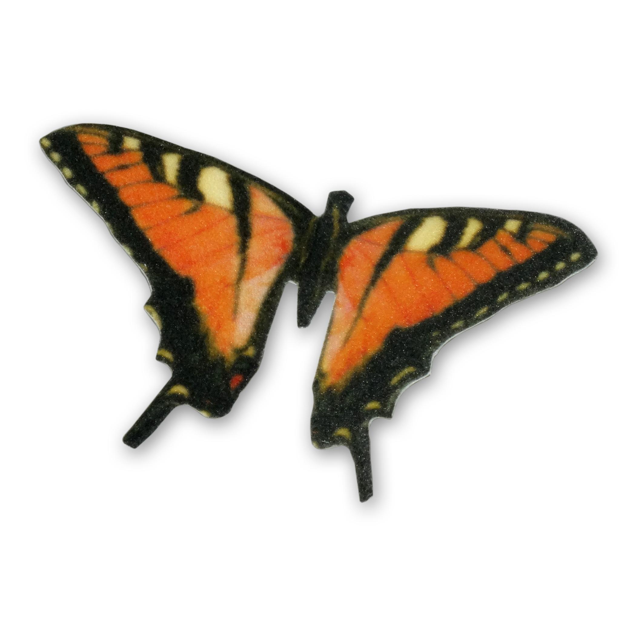 papillon avec surface haptique lot de 10 pi ces badge. Black Bedroom Furniture Sets. Home Design Ideas