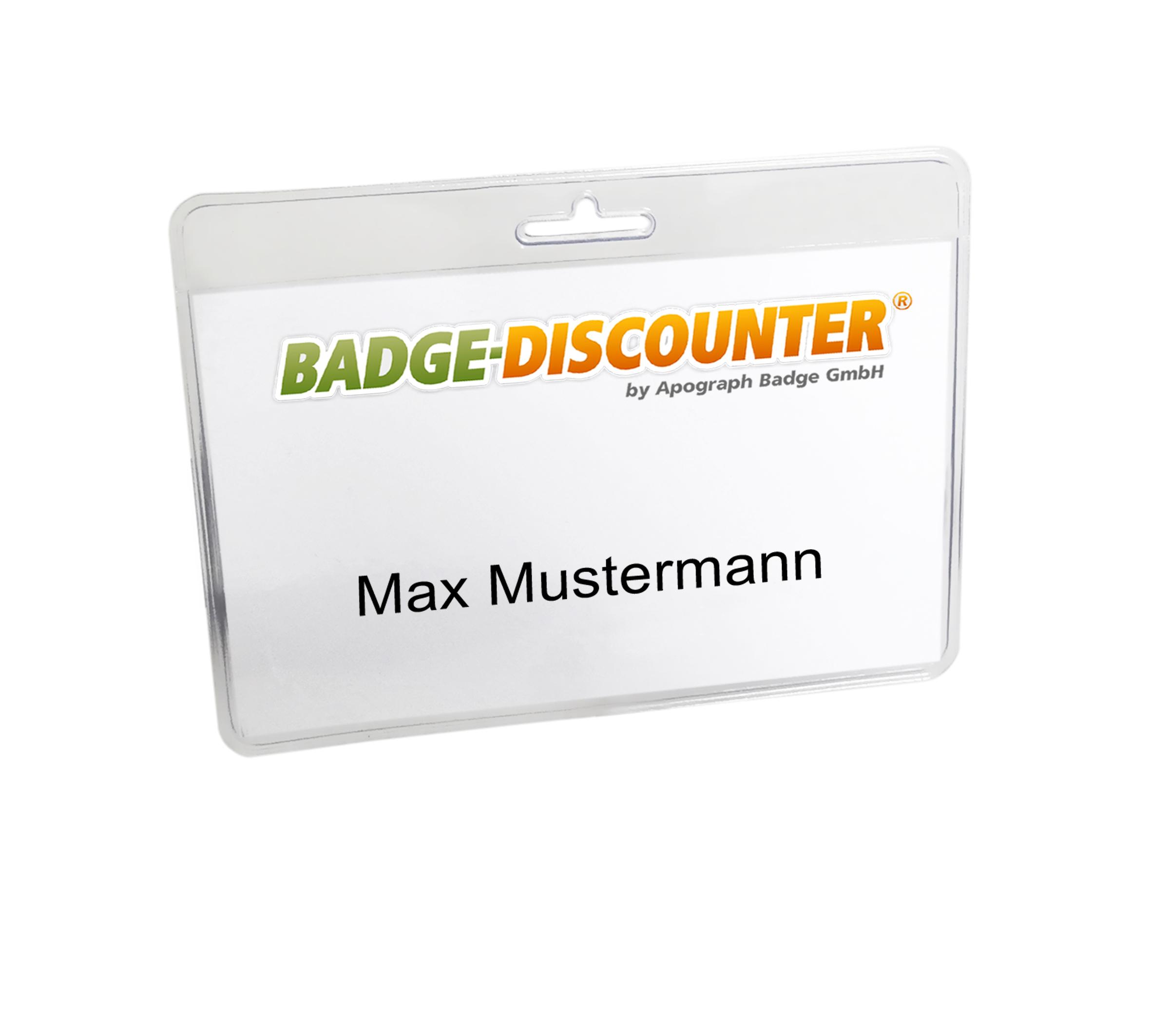 Druckvorlagen - badge-discounter.eu